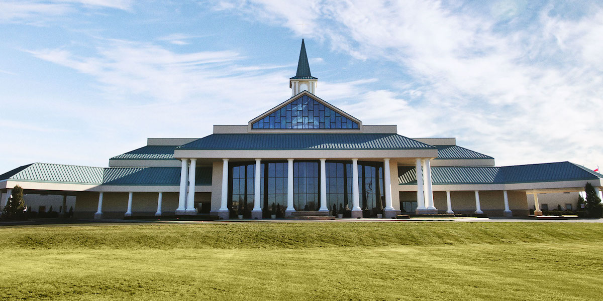 South side campus for James River Church in Ozark, Missouri