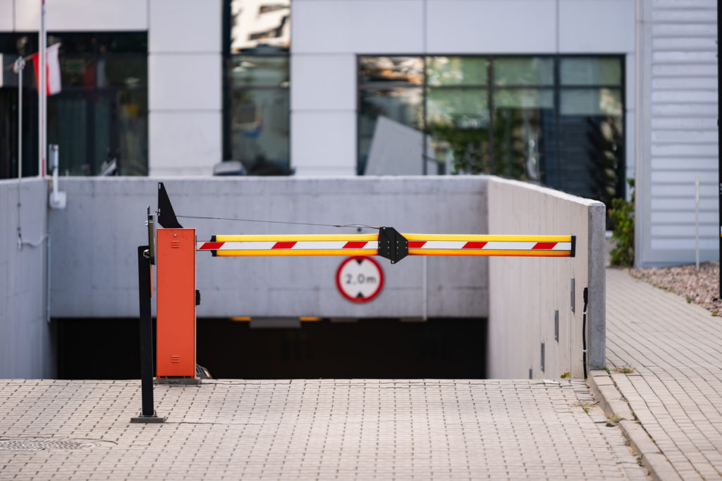 Barrier Gate Automatic System