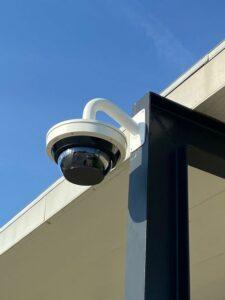 Kirksville School District security camera